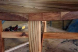 Hughes Coffee Table Detail 1
