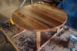 Hughes Coffee Table Natural Full View